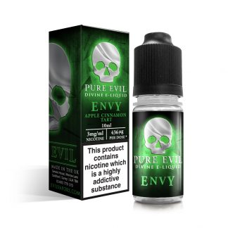 Envy E Liquid by Pure Evil 3mg