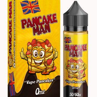 pancake mane eliquid by vape breakfast classics