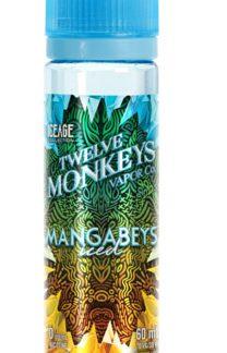 Twelve Monkeys Ice Age - 50ml - Mangabeys