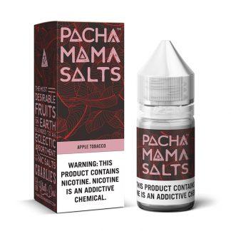 Pacha Mama - Nic Salt - Apple Tobacco [20mg]