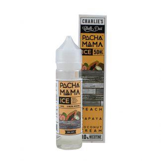Pacha Mama - 50ml - Peach Papaya Coconut Cream ICE