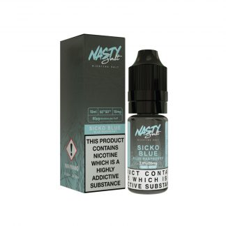 Nasty Juice - Nic Salt - Sicko Blue Salt Nic [10mg]