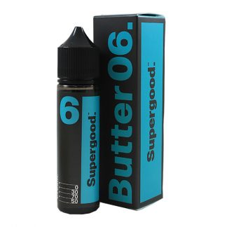 Supergood - 50ml - Butter 06 [Blueberry, Candyfloss, Cookie, Cream]