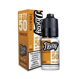 Doozy Vape - 50/50 - Tobacco [18mg]