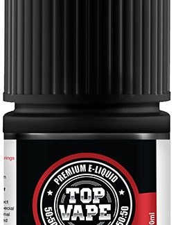 Top Vape - 50/50 - Red Aniseed [18mg]