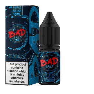 Bad Juice - Nic Salt - Blue Raz Candy [20mg]