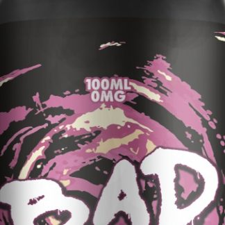 Bad Juice - 100ml - Raspberry Ripple