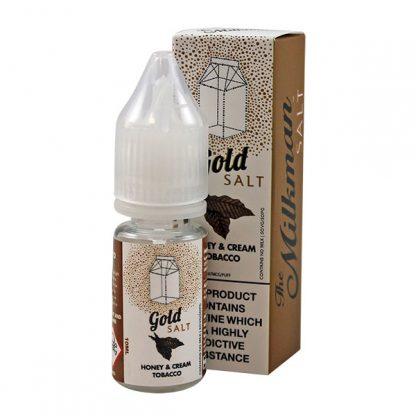 The Milkman - Nic Salt - Honey & Cream Tobacco [10mg]
