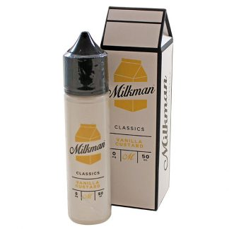 The Milkman - 50ml - Vanilla Custard