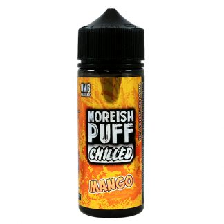 Moreish Puff - 100ml - Chilled Mango