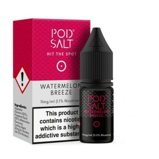 Pod Salt - Nic Salt - Watermelon Breeze [11mg]
