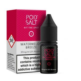 Pod Salt - Nic Salt - Watermelon Breeze [20mg]