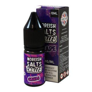 Moreish Puff - Nic Salt - Chilled Grape [20mg]