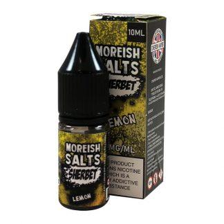 Moreish Puff - Nic Salt - Lemon Sherbet [20mg]