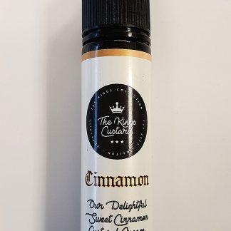 The Kings Custard - 50ml - Cinnamon Custard