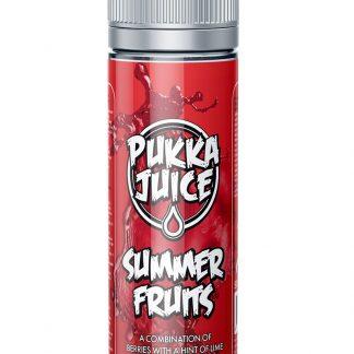 Pukka Juice - 50ml - Summer Fruits