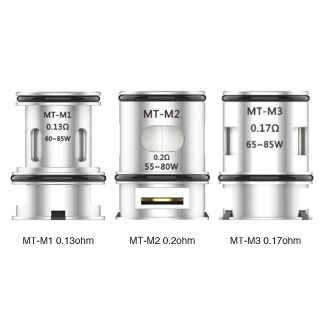 Voopoo MAAT Coils - 3 Pack [M3 0.17ohm]