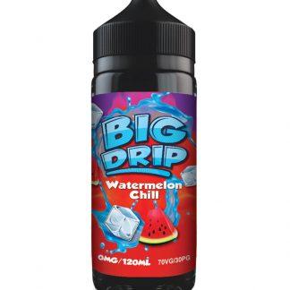 Big Drip by Doozy Vape - 100ml - Watermelon Chill